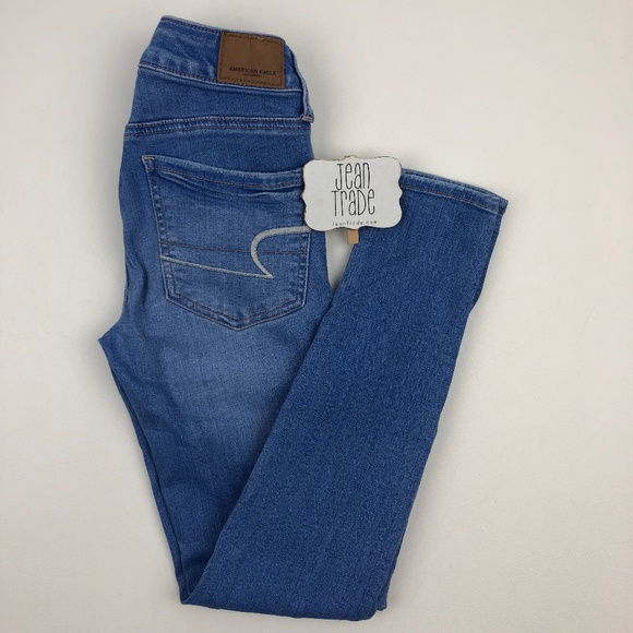 American Eagle Outfitters Denim - American Eagle AE Jegging Skinny Jean